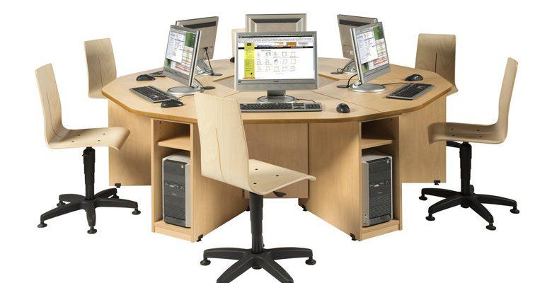 Comment choisir le mobilier informatique pour les salles des médiathèques